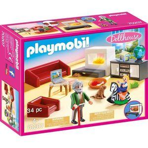 UNIVERS MINIATURE PLAYMOBIL 70207 - Dollhouse La Maison Traditionnel