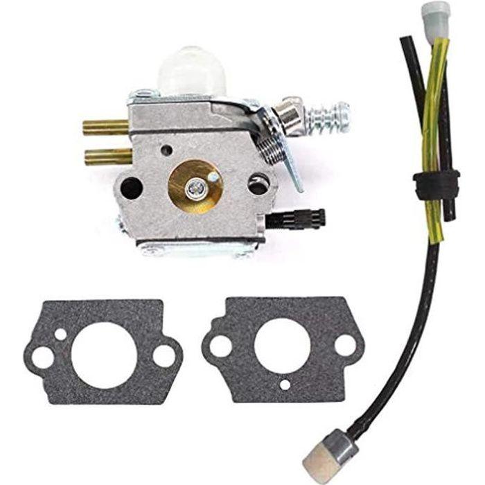 Carburateur et Joint Filtre à Essence Tuyau kit pour C1U-K53 SRM 2015 2305 2455 AT203A-Trimmer