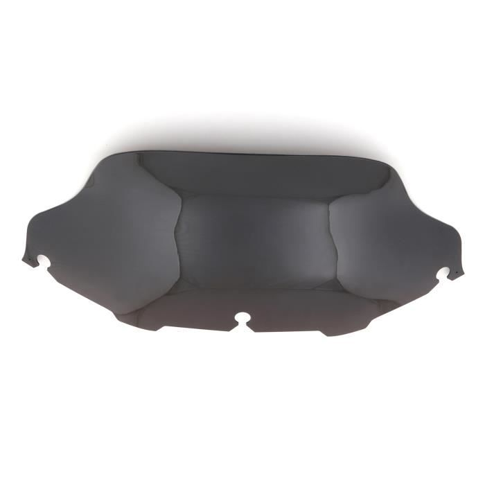 8- Wave Pare Brise Pour Harley Electra Street Glide Touring fumée