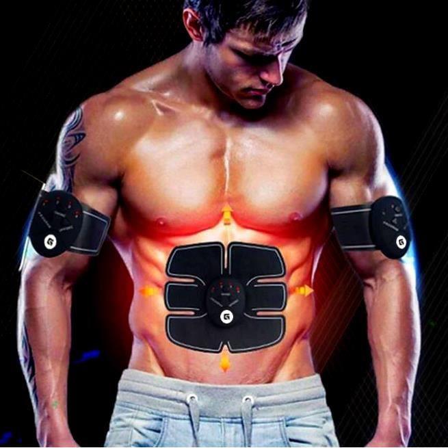 Pack Stimulateur Abdo + Bras Body Ultime