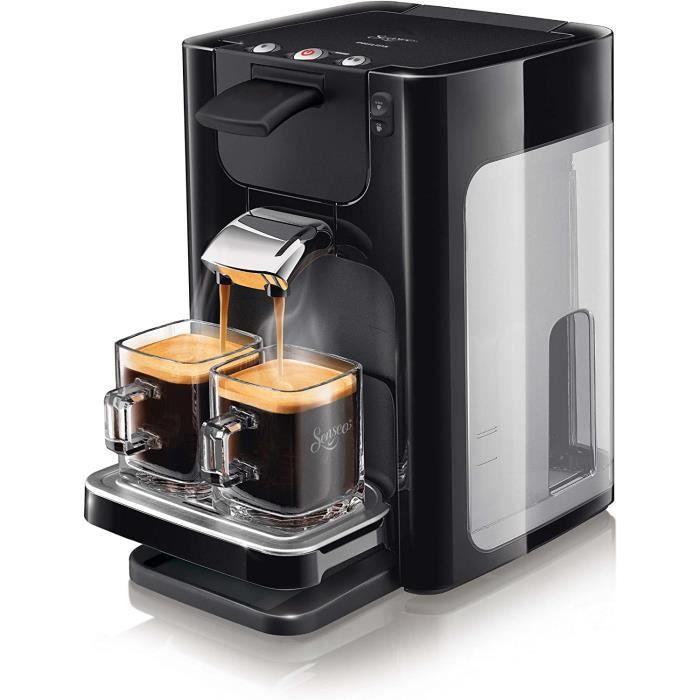 Philips SENSEO Quadrante Machine &agrave Caf&eacute &agrave Dosettes HD7866-61 - Noir15