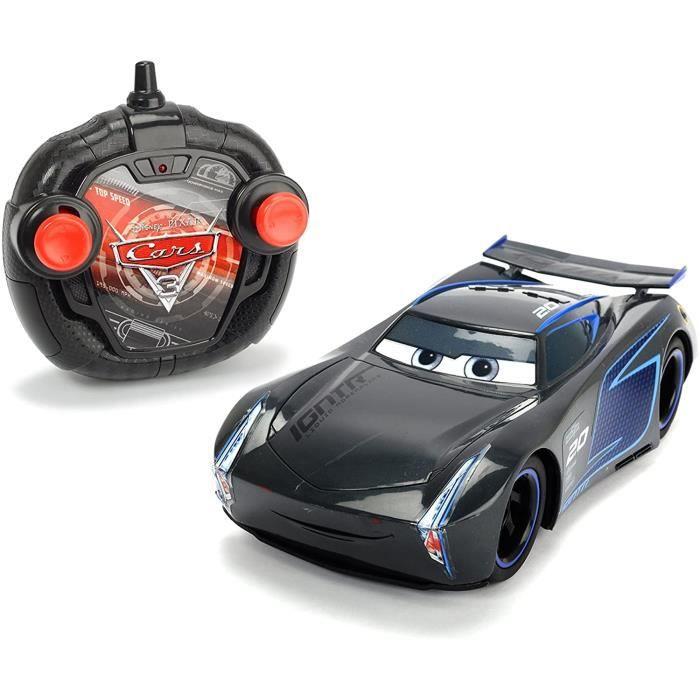 VEHICULE MINIATURE ASSEMBLE ENGIN TERRESTRE MINIATURE ASSEMBLE Majorette - Disney Cars 3 - Voiture Radio Command&eacutee Jack315