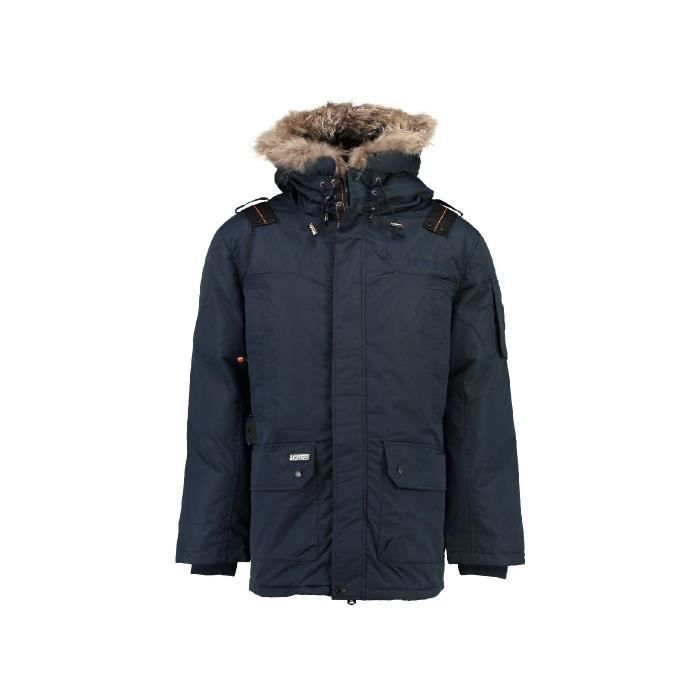 Parka Homme Geographical Norway Ametyste Marine