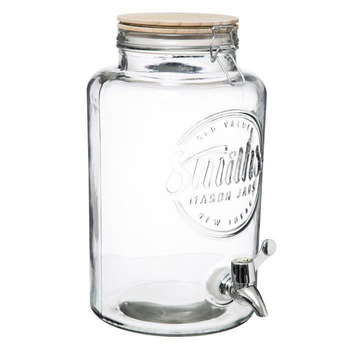 Distributeur de boisson Smiths 5L Autres Transparent