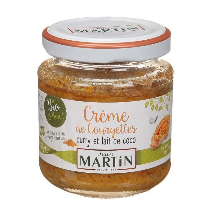 Crème courgettes bio 110g
