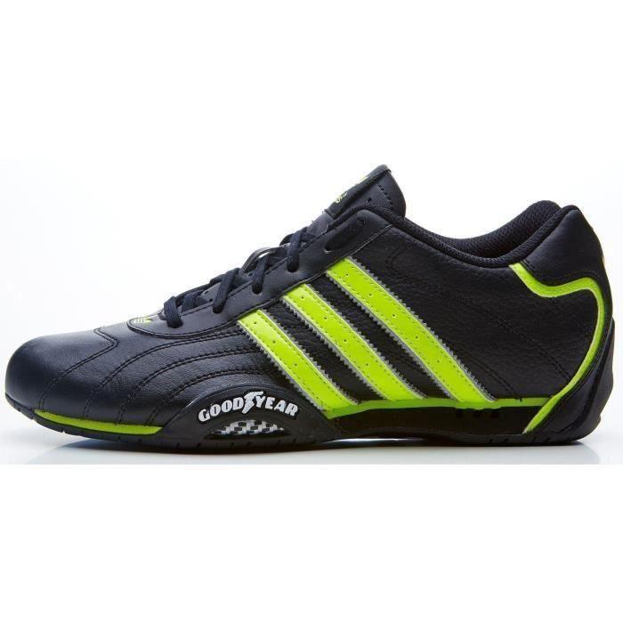 adidas Originals Goodyear formateurs adi racer noir et vert D65637