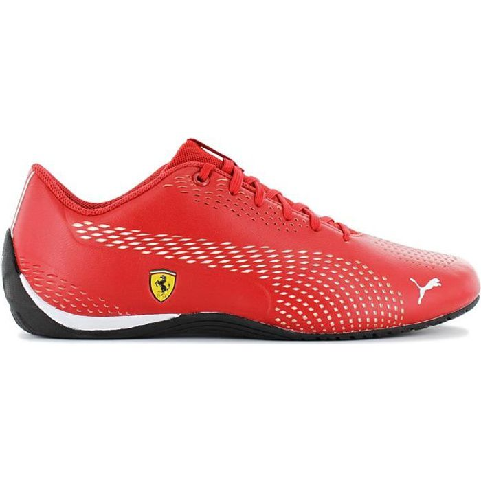 puma rouge femme chaussure