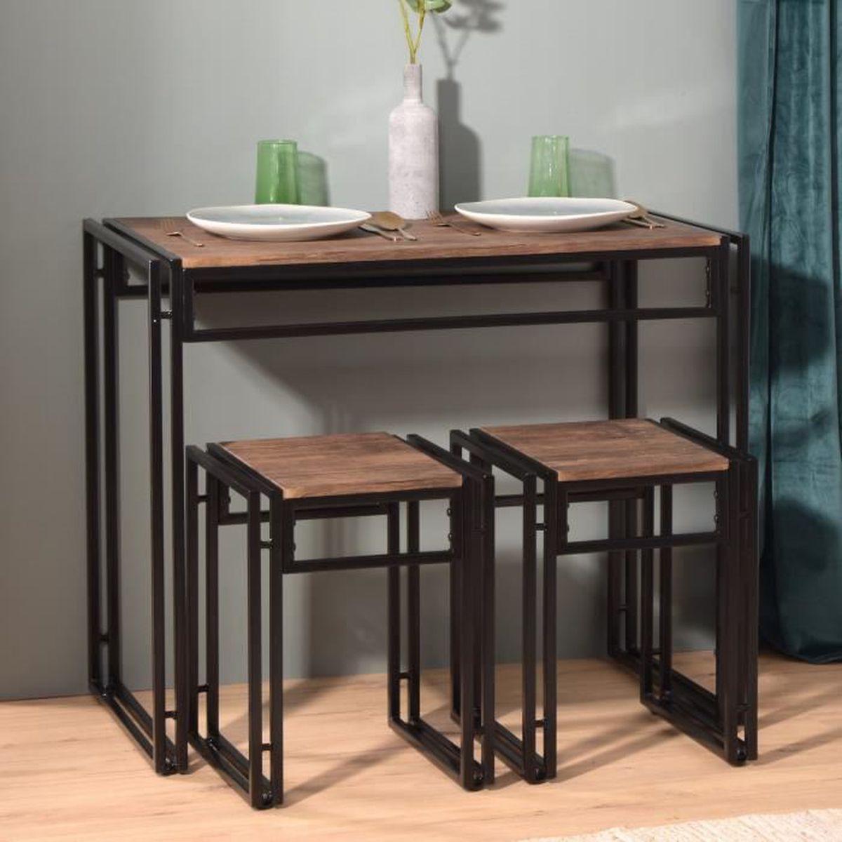 Table De Cuisine Gain De Place meuble cuisine gain de place