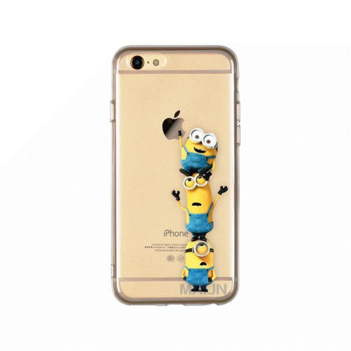 COQUE - BUMPER Coque pour Apple iPhone 5 / 5S / SE Minions moi Mo