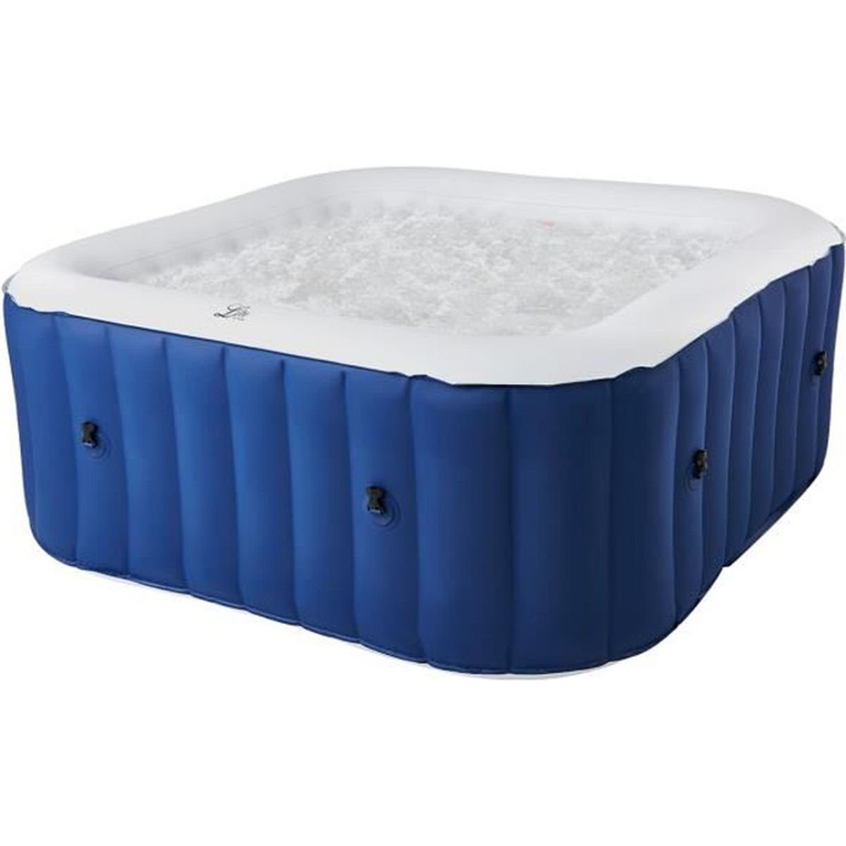 Amenagement Spa Gonflable Interieur spa gonflable carré 158cm lite - 4 places - achat / vente