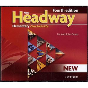 AUTRES LIVRES NEW HEADWAY, 4TH EDITION ELEMENTARY: CLASS AUDIO C