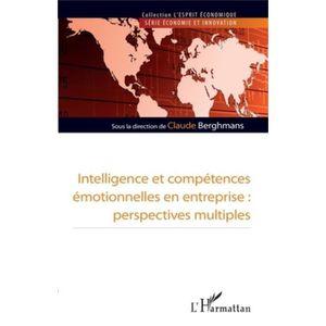 LIVRE MANAGEMENT Intelligence et compétence émotionnelles en entrep
