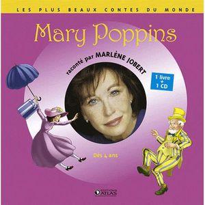 Livre 3-6 ANS Mary Poppins