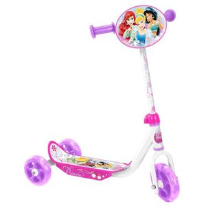 DISNEY PRINCESSES Trottinette 3 roues