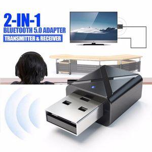 Récepteur audio 2019 Récepteur Bluetooth USB 3.5 Adaptateur émette