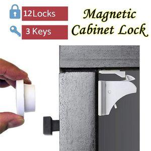 SET ACCESSOIRE CUISINE Magnétique Cabinet et Serrures de sécurité pour en