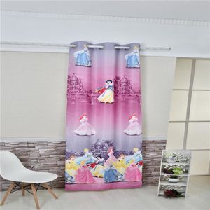 rideau princesse disney achat vente rideau princesse disney pas cher cdiscount. Black Bedroom Furniture Sets. Home Design Ideas