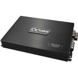 AMPLIFICATEUR AUTO Amplificateur 4 canaux INFINY IAS-450R 4x500w Rms