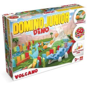 DOMINOS JEC Goliath - Domino Express Junior Volcano
