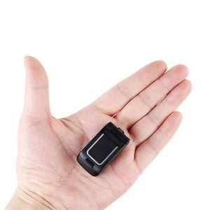 Téléphone portable Mini téléphone portable Flip LONG-CZ J9, écouteur