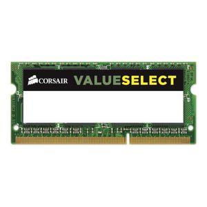 MÉMOIRE RAM Corsair CMSO8GX3M1C1600C11, 8 Go, 1 x 8 Go, DDR3,