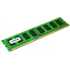 MÉMOIRE RAM 4Go RAM PC Crucial CT51264BA160BJ.C8FPD DDR3 PC3-1