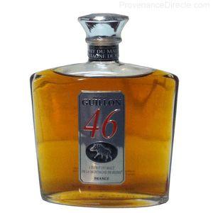 WHISKY BOURBON SCOTCH Guillon 46