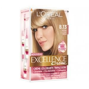 coloration l039oreal coloration excellence crme - Coloration Excellence