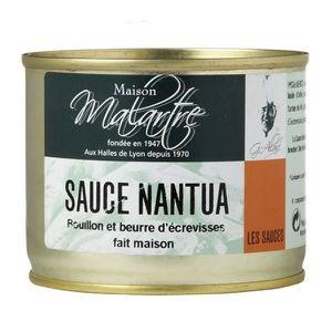 PRODUIT DE SARDINE Sauce Nantua Maison Malartre 200 gr