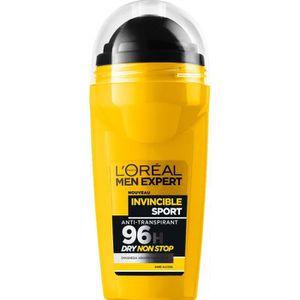 DÉODORANT L'Oréal Men Expert Déodorant spray Invincible 50 m