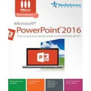 BUREAUTIQUE À TÉLÉCHARGER Logiciel PC- Formation à PowerPoint 2016-(PC en Té