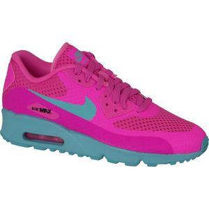 BASKET NIKE Baskets Air Max 90 - Enfant - Rose