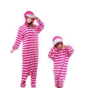PYJAMA  Automne et D'hiver Flanelle pyjama fille garcon e