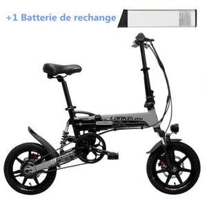 VÉLO PLIANT Mini vélo électrique pliant G100, 400 W, 36 V / 8,