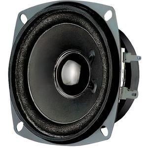 57mm 8ohm 10w MagiDeal Audio Haut-parleur St/ér/éo Subwoofer Haut-parleur Bande en Caoutchouc Bord