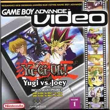 JEU GAME BOY ADVANCE YU-GI-OH! VS JOEY / Vidéo pour Game Boy Advance (c