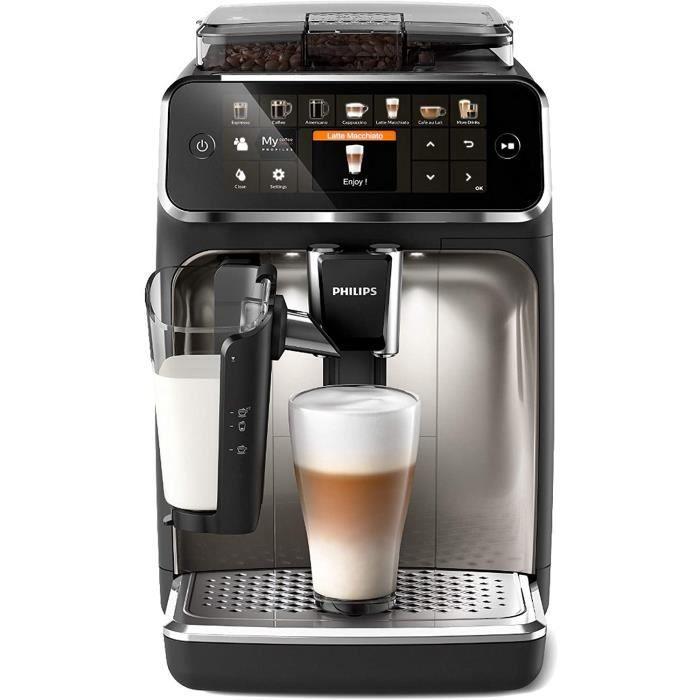 EP5447-90 Machine Espresso automatique Séries 5400 LatteGo[225]