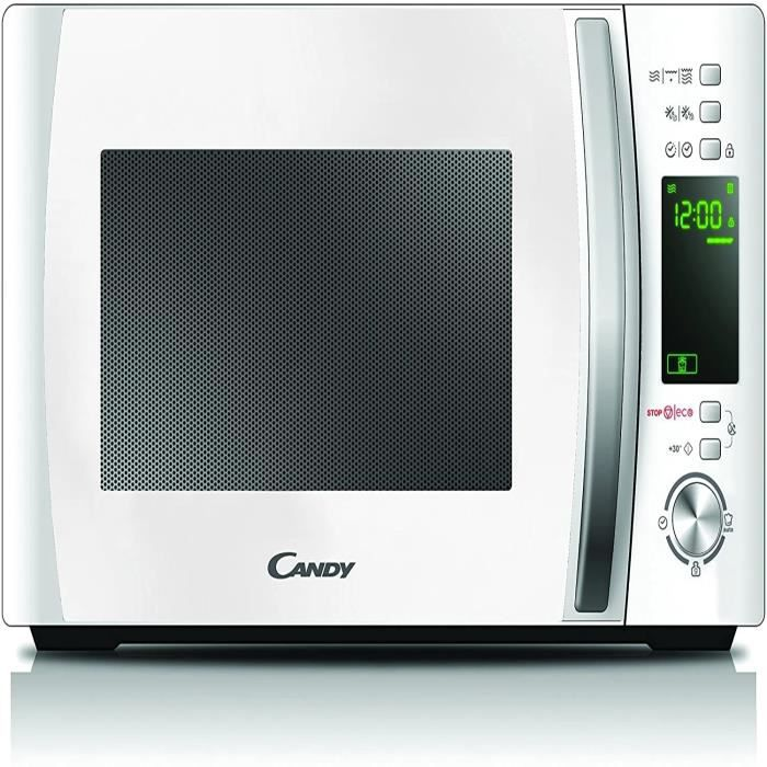 Candy CMXG20DW Four micro-ondes, 1000 W, 20 litres, Blanc
