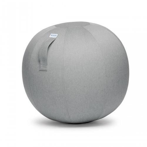 ballon vluv leiv silver grey 65 cm