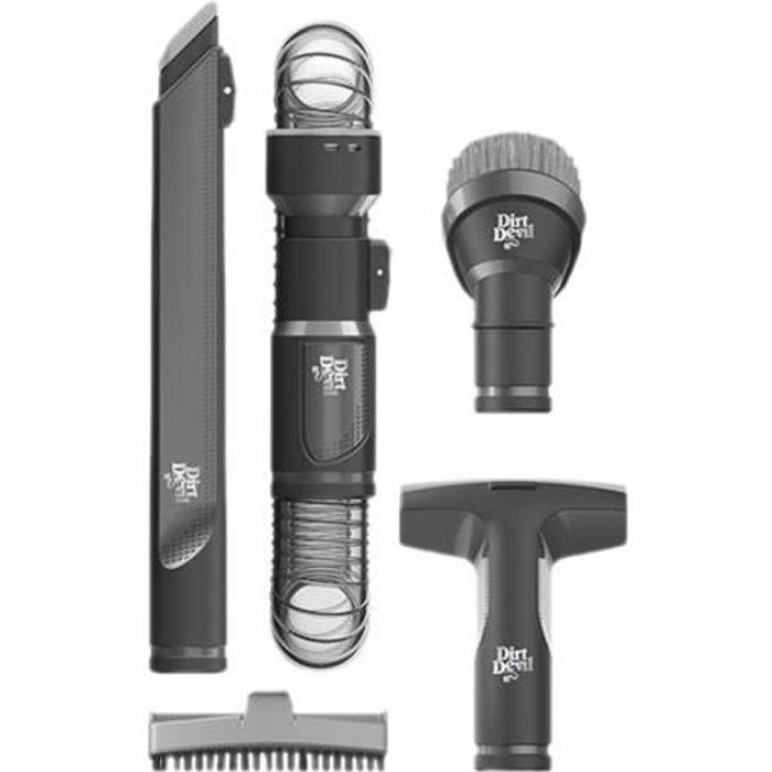 DIRT DEVIL Kit accessoires pour aspirateur balai Blade M070 - Noir