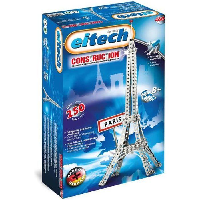 Construction mécanique : Tour Eiffel