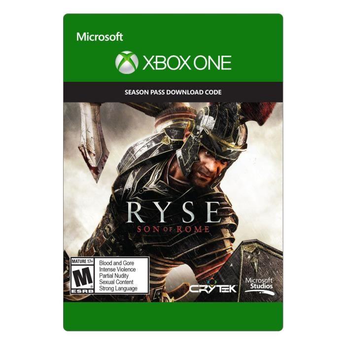 Season Pass Ryse: Son of Rome pour Xbox One