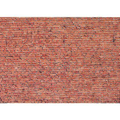 Modélisme - Plaque de mur : Clinker