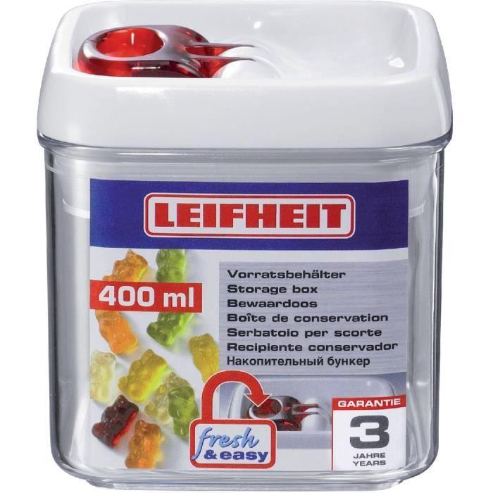 LEIFHEIT 31207 Boîte de conservation Fresh & easy
