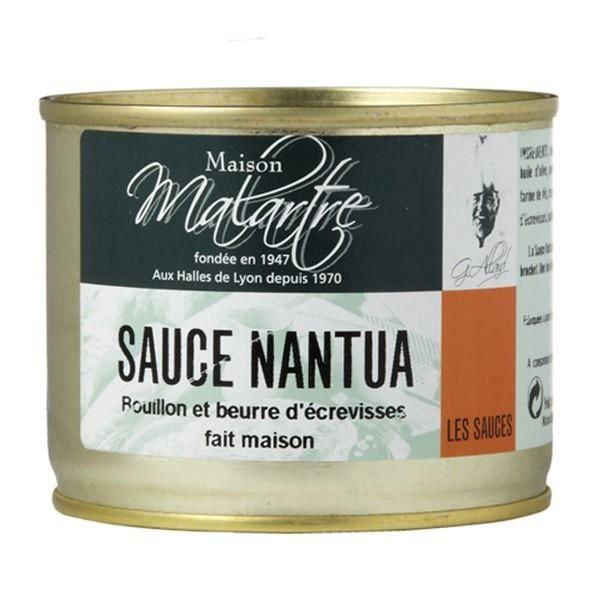 Sauce Nantua Maison Malartre 200 gr