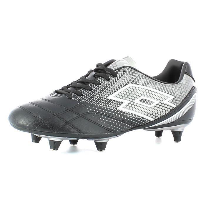 Lotto Spider 700 XIII Sg8 Chaussures de football Noir