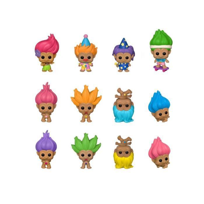 Figurine - Trolls Mystery Minis - 1 boîte au hasard