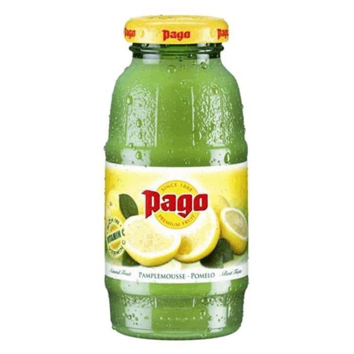 Pago Pamplemousse 20cl (pack de 12)