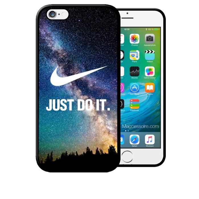 Coque iphone 5 5s nike just do it sport galaxy swag for Housse iphone 5 c