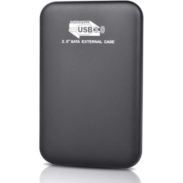 1to, Rouge Xbox Mac Wii U Ordinateur de Bureaup Ordinateur Portable Disque Dur Externe 1to USB3.0 Disque Dur Externe pour PC